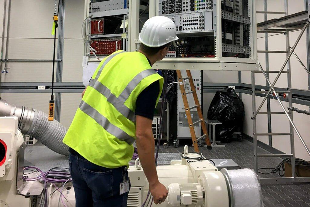 Reparaturen - Service & Beratung - ERNST Prüfmaschinen