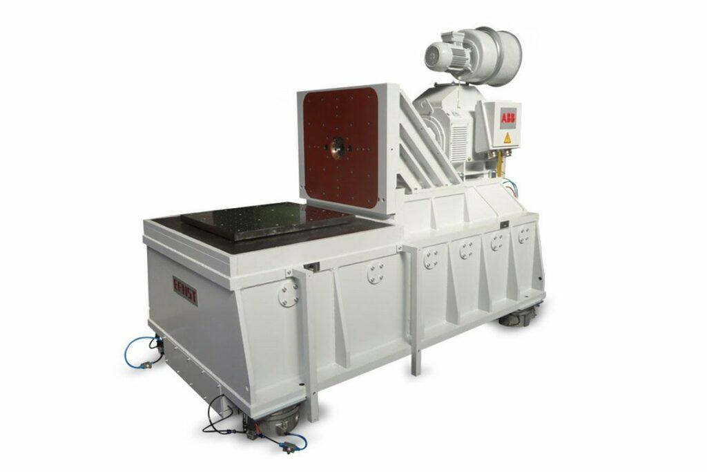 E-Motoren Prüfstand inkl. Klimavorbereitung
