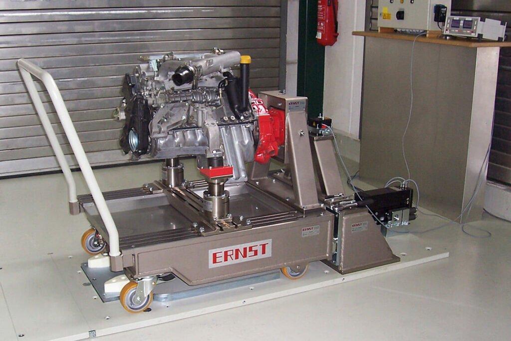 Palettensystem Ferrari Maranello