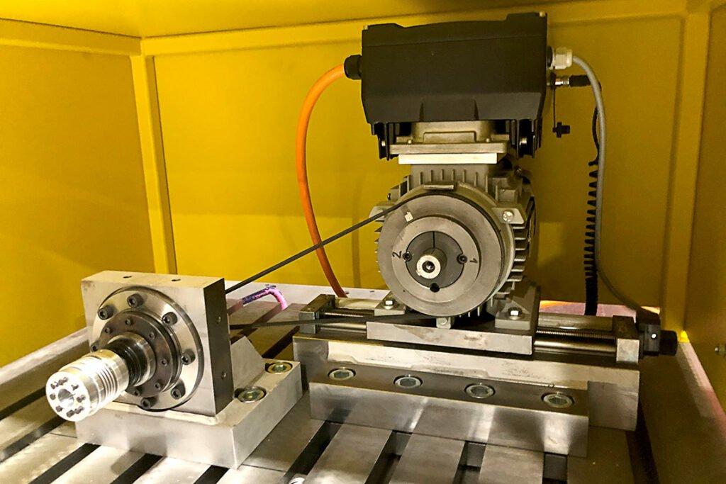 Lagereinlauf - Service & Beratung - ERNST Prüfmaschinen
