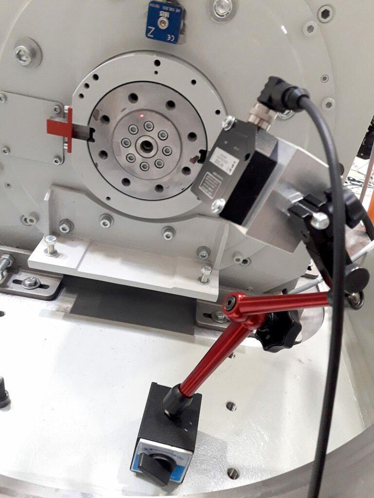Schwingungsmessungen - Service & Beratung - ERNST Prüfmaschinen