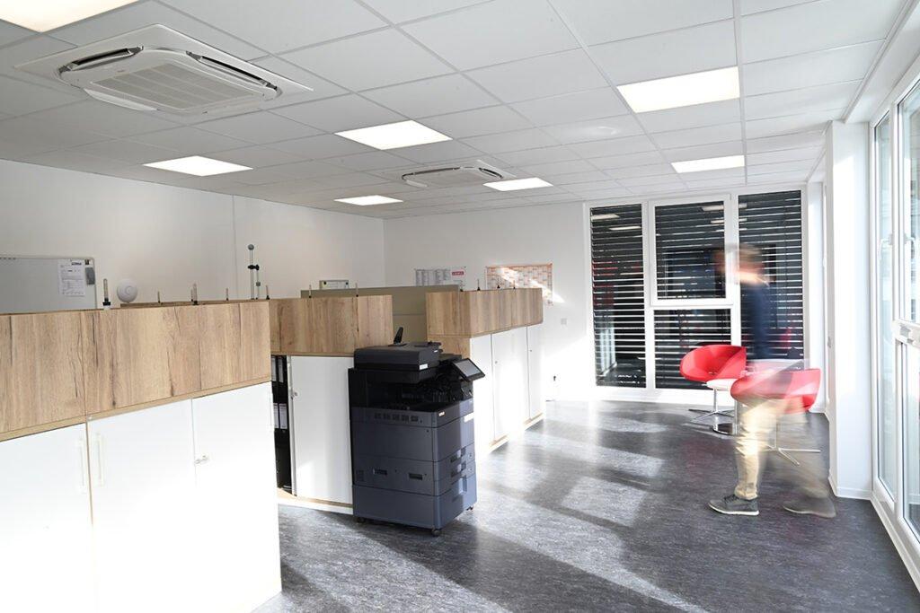 ERNST Büroräume