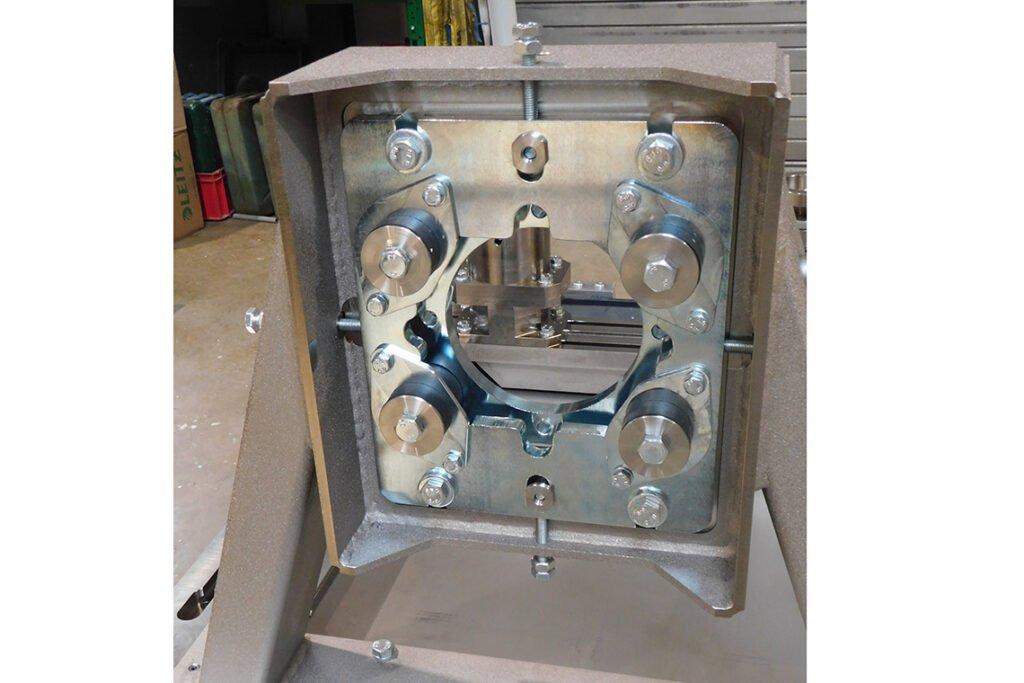 Aufhängung Glockenhalter